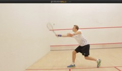 Beginner course: backhand volley