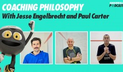 Podcast - Episode 1 - Jesse Engelbrecht and Paul Carter