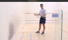 Zone 3 - Deep Backhand Drives