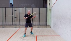 return of serve shot options