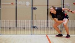 Dealing with a crosscourt