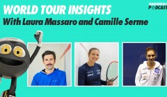 Podcast - Episode 2 - Laura Massaro and Camille Serme