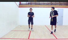 Coach education: teaching forehand movement