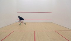 Footwork development in ghosting