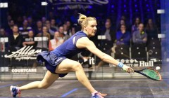 Strength and power for squash players