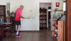 Introduction to ball skill development from home