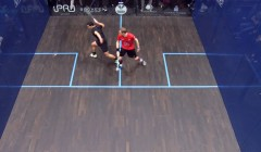 Matchplay examples: Hitting off both legs