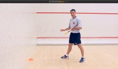 Zone 1 - Backhand Drops