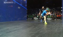 James Willstrop's backhand drop shot
