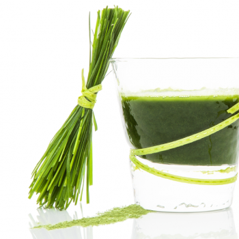 Is wheatgrass juice the ultimate 'superfood'?