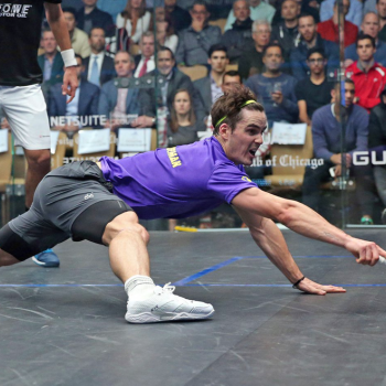 Flexibility for squash - part 1