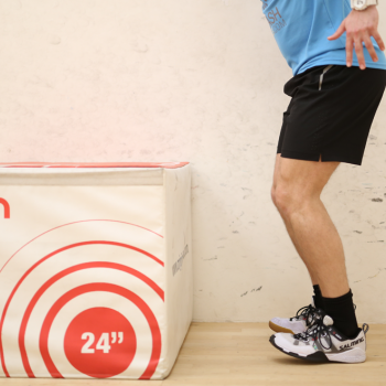 Plyometrics for the squash player
