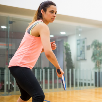 A beginner's guide to squash: 12 top tips