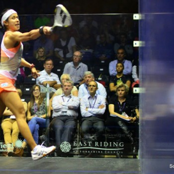 Mini Blog - Nicol's High Backhand Volley