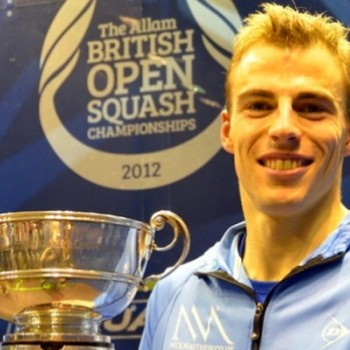 Nick Matthew: Daily interview from British Open questions?