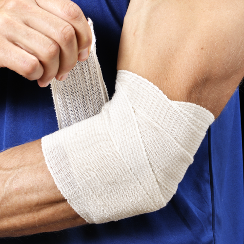 A squash player's guide to tennis elbow