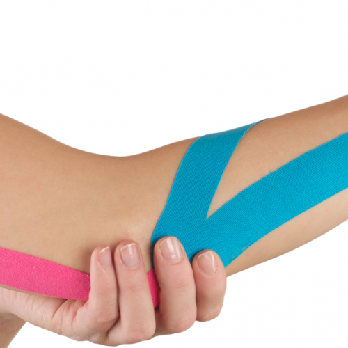 Is Kinesio tape functional or fashion?