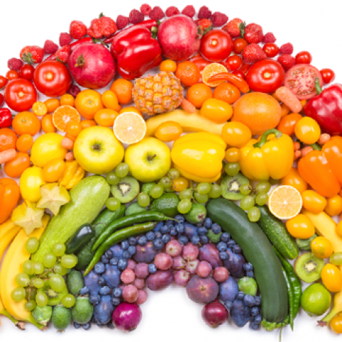 Nutrition for squash: Eat a rainbow!
