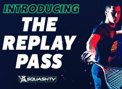 PSA replay pass